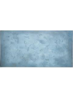 FONDO PINTADO AZUL CLARO / GRIS 122x60cm