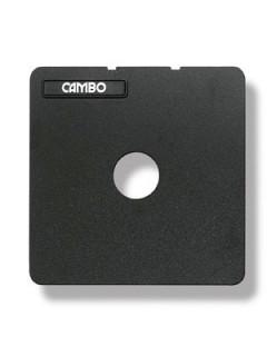 PLACA PLANA 9x12 0 / 34,7mm C-223
