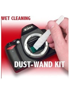 KIT COMPLETO DUST AID WAND