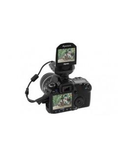 VISOR LCD REMOTO PARA DSLR CANON 1000D 500D 450D