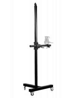 COLUMNA CILINDRICA 210cm+brazo+base-T MONO1