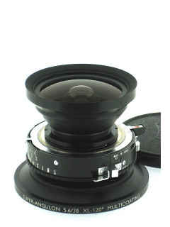 Schneider Super-Angulon XL 1:5,6/38 mm c/ obt. Copal 0