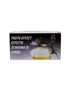 EFECTO ESPUMA CERVEZA para 4 dosis