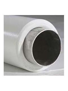 ROLLO VINILO BLANCO eje de aluminio