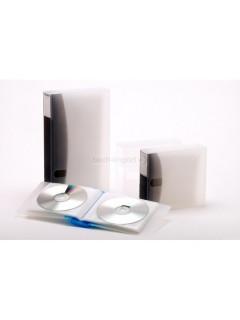 ALBUM porta CD + FUNDA PVC 48 Cd's