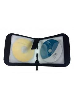 ESTUCHE PORTA CD's 24 Cd's