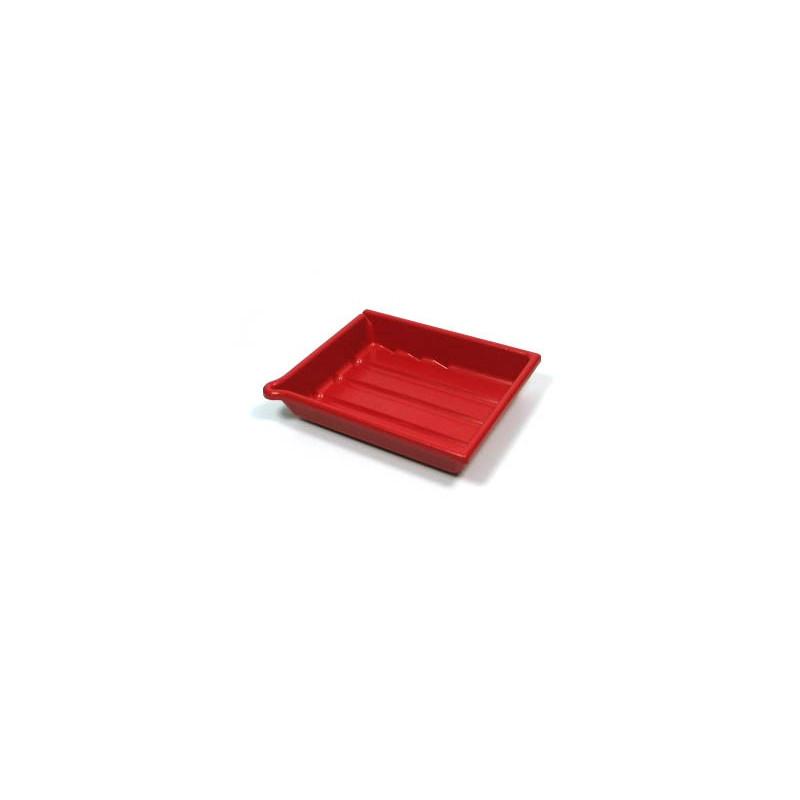 CUBETA en rojo