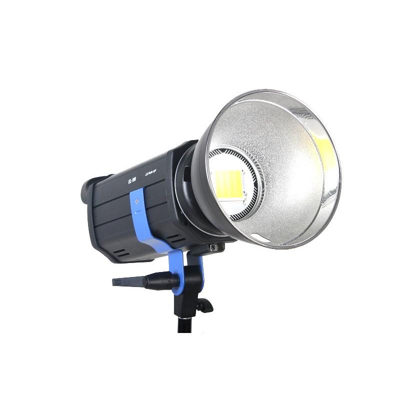 FOCO LED de LUZ CONTINUA 1000 5500K con receptor incorporado