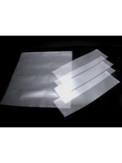 100 Hojas de 4 tiras 6x6,6x7,6x9,4,5x6cm
