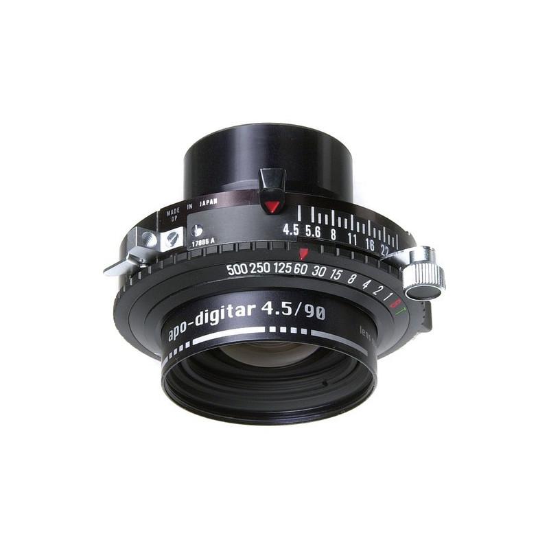 Schneider Apo-Digitar 4,5 / 90mm c/ obturador Copal 0