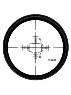 MASCARA VISOR WIDE para convencional WDS-7XX