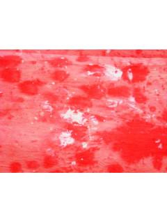 PANELFLEX TELA LAVABLE ROJA - MOTAS 1.50x2.10m