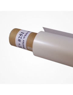 Filtro Rosco E'colour 1/4 White diffusion rollo762X122cm