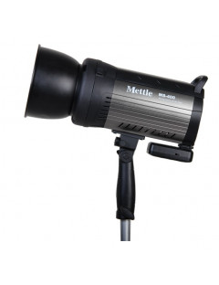 FLASH 400W CON BATERIA INTEGRADA