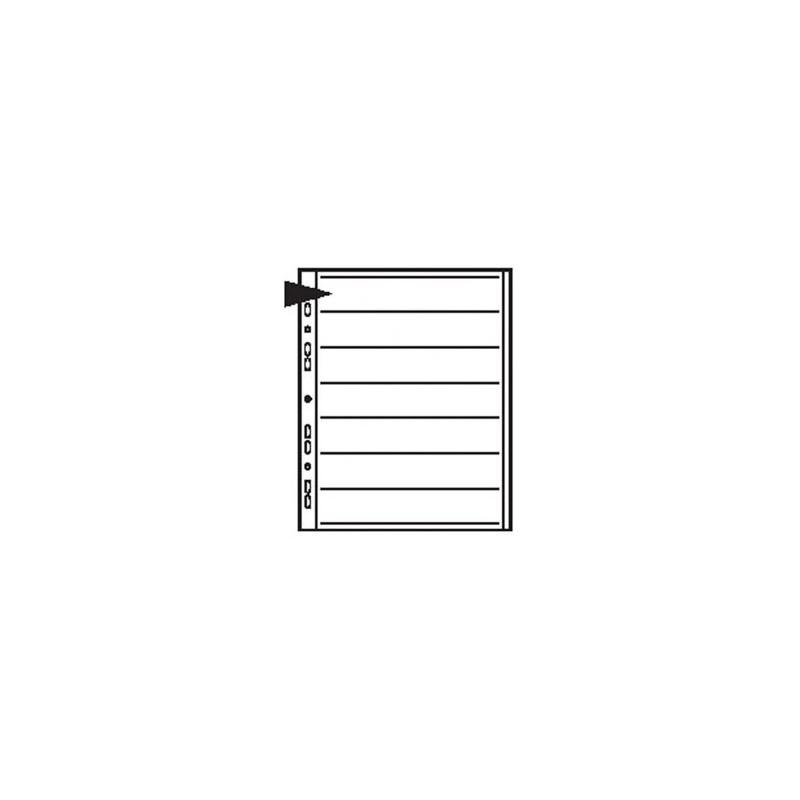 HOJAS papel 7 tiras x 6 expo. 35mm