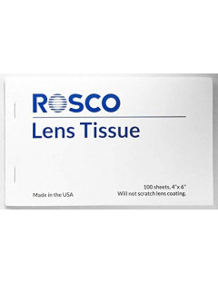 LENS TISSUES 100 HOJAS
