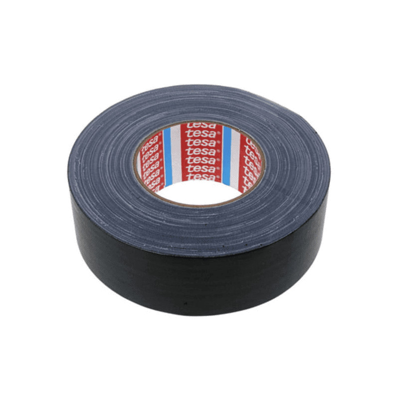 GAFFER TAPE MATE NEGRO  50m x 50mm