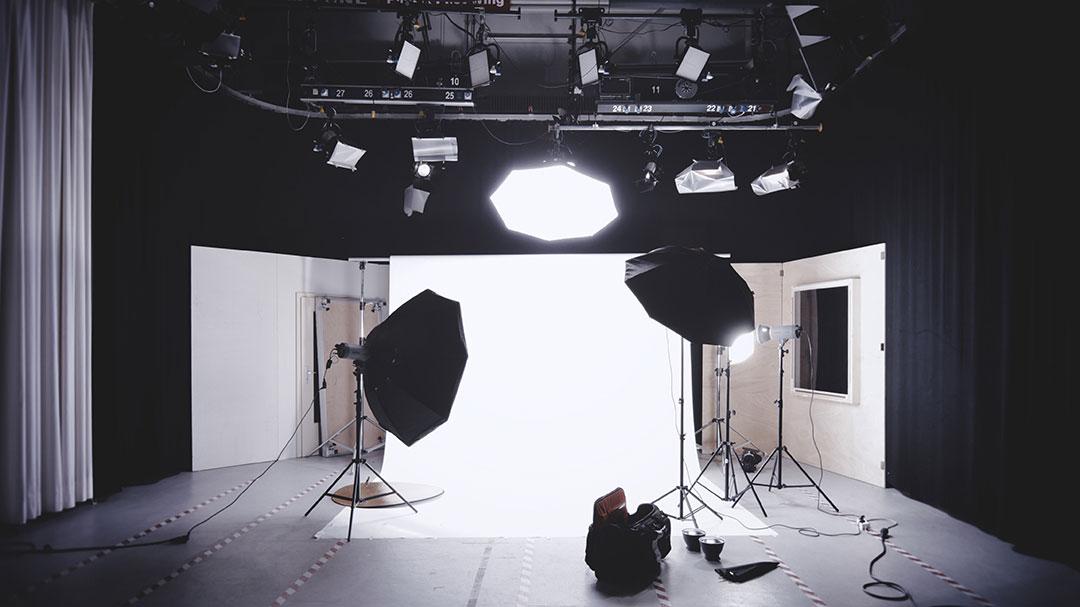 Armar estudio fotografico profesional